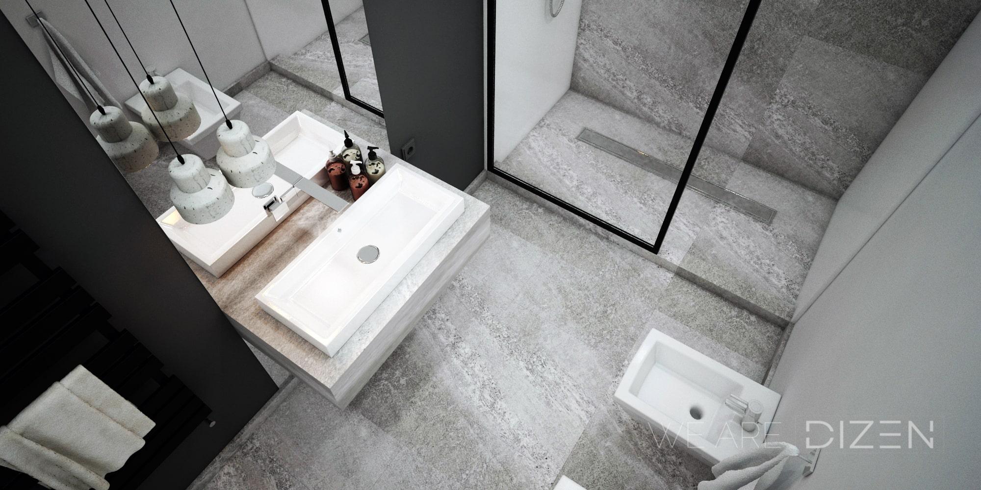 Designul interior pentru bai