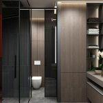 proiect design interior baie sibiu